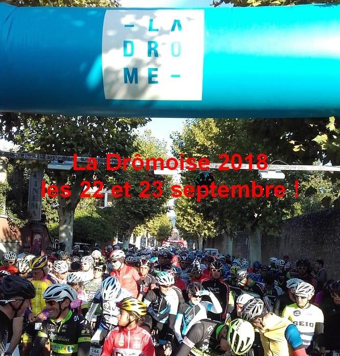 depart Drômoise 2017 recadré