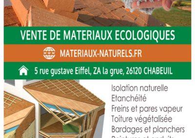 Maréraux naturels